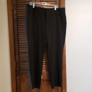 Apt. 9 Black dress pants